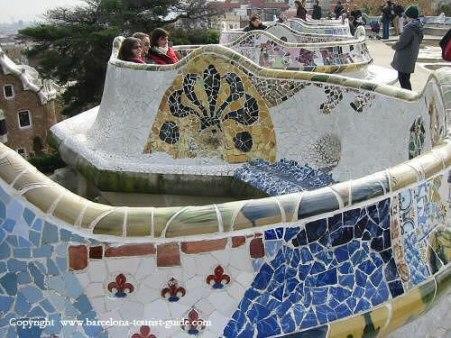 Antoni Gaudi- Park Guell
