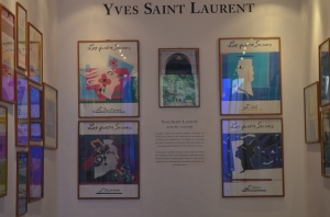 yves saint laurent exhibition