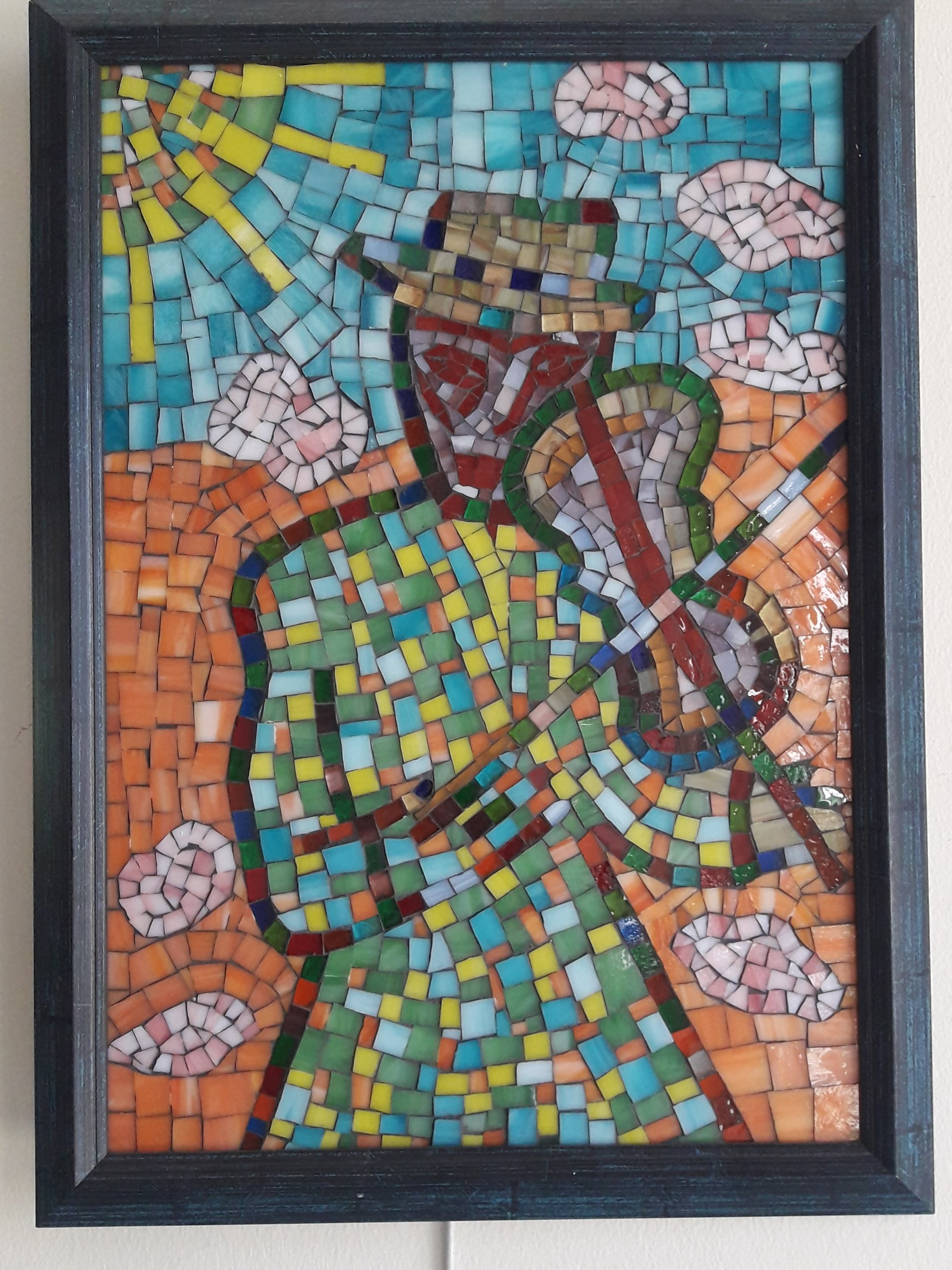 Kemanci Mozaik