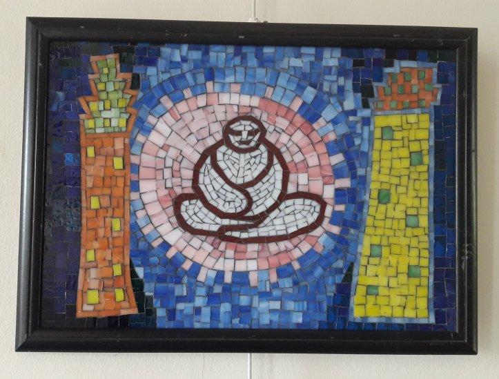 Senin Şehrin mozaik