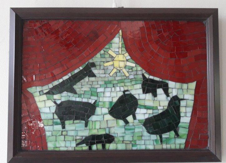 Içimizdeki Tiyatro mozaik