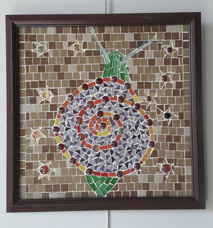 Salyangoz mozaik