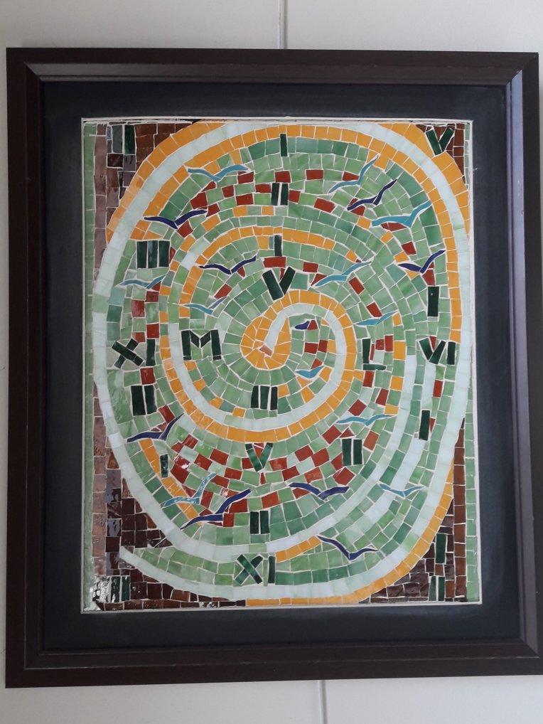 Matris Oyunu Mozaik