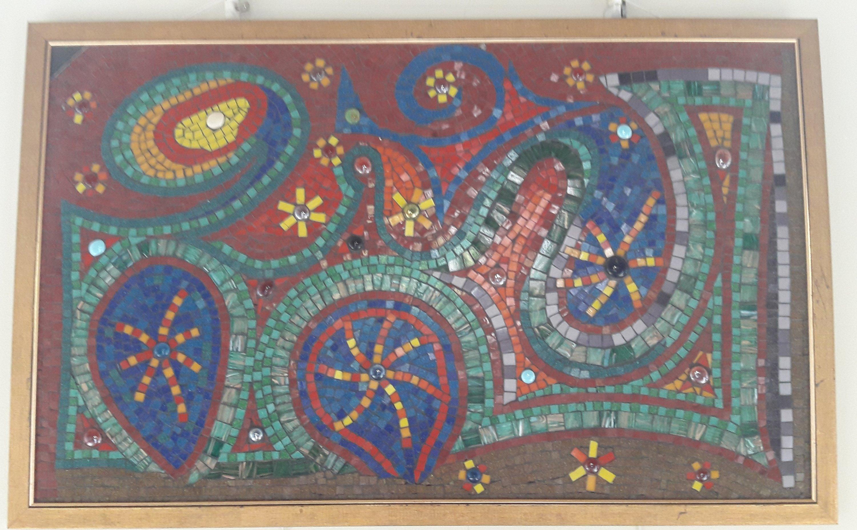 Bir Yıldızın Doğuşu Mozaik