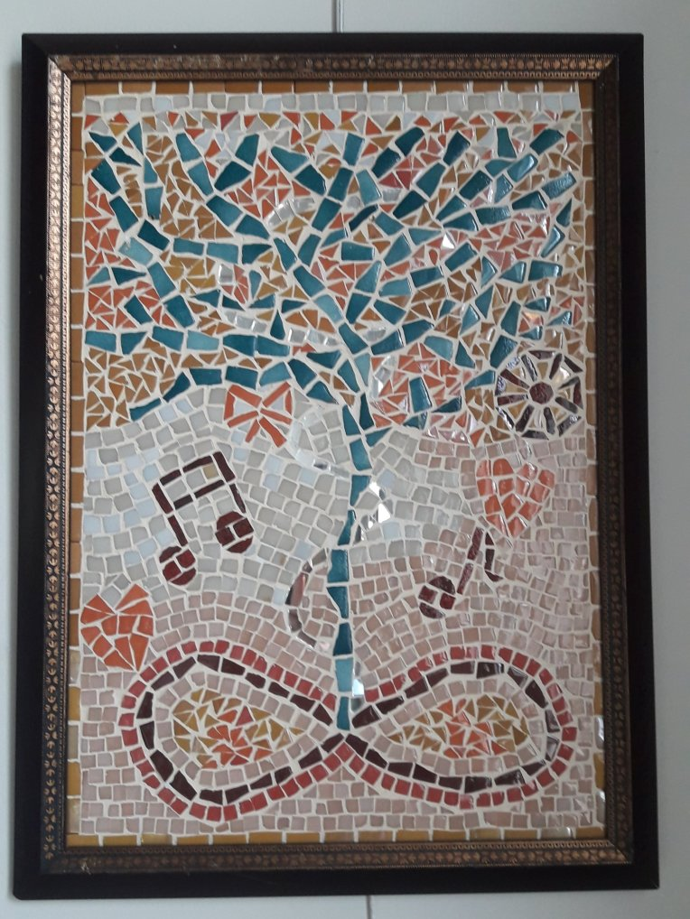 Hayat Ağacı Mozaik